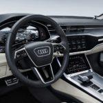 Audi A7 дизайн