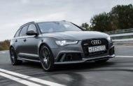 Новый Audi RS6 2019 модельного года