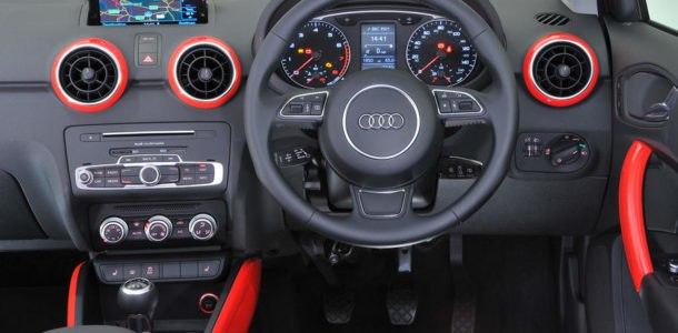 Audi A1 2019 салон