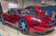 Новый электромобиль Fisker EMotion 2019 года