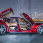 Fisker EMotion 2019 года дизайн
