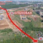 Moscow metro extension 2019