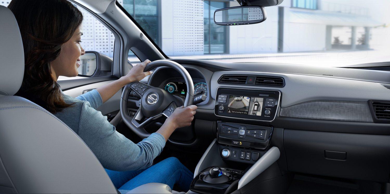 Новое поколение Nissan Leaf 2019 модельного года