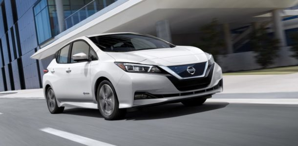 nissan leaf specifications