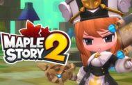 Игра Maple Story 2 2019