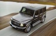 Обновленный Mercedes-Benz G-Class 2019 модельного года