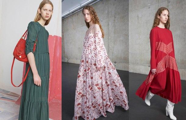 модная зима 2019 женская