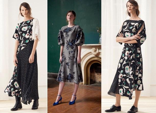 какие платья модные в 2019 году