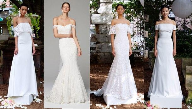 22f5f3752a0 Свадебные платья 2019  модные тенденции (32 фото)