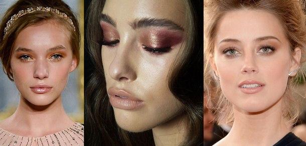 макияж на новый год 2019 пошагово
