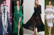 Новинки платьев на Новый год 2019