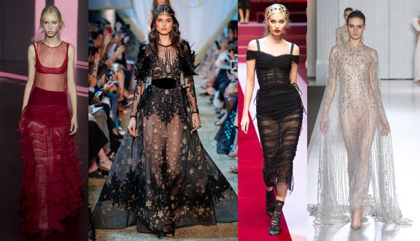 модные платья новый год
