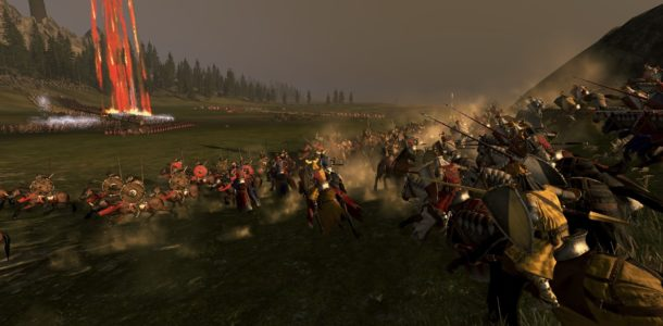 total war warhammer 3 новости