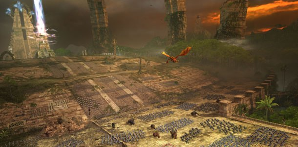 total war warhammer 3 когда выйдет