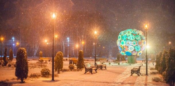 Тула Новогодняя столица