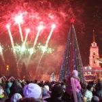 Новогодняя столица России 2019 фото