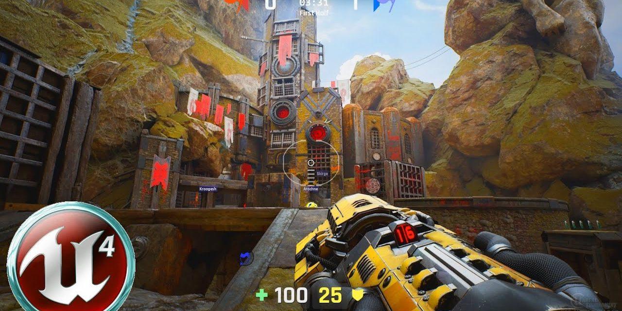 Unreal Tournament 4 2019: дата выхода, трейлер и системные требования игры в 2019 году