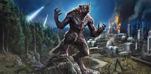 werewolf the apocalypse дата выхода