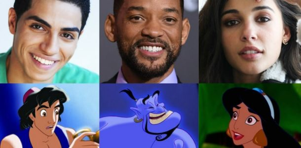 Aladdin 2019: movie release date, actors, watch the trailer in Russian, frames