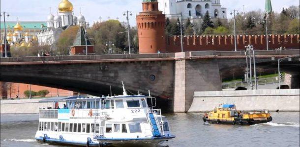 электроход на Москве реке 2019 проект