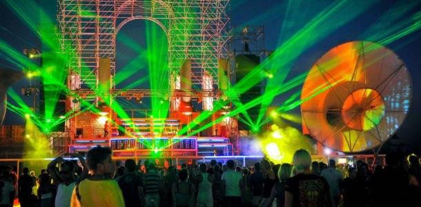 лучший фестиваль электронной музыки