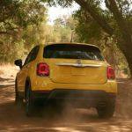 обновленный Fiat 500X 2019