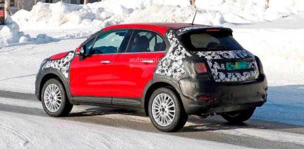 2019 Fiat Crossover