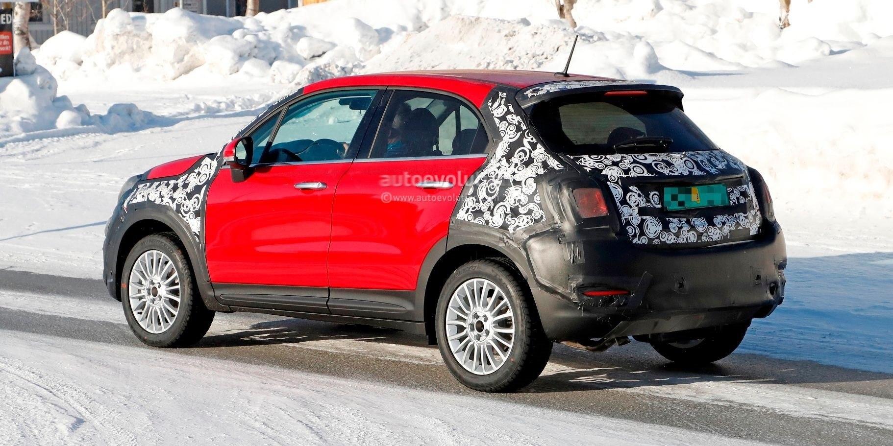 Новый Fiat 500X 2019: цена, характеристики и фото, комплектации новые фото