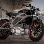 Электробайк Harley Davidson 2019