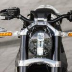 Электробайк Harley