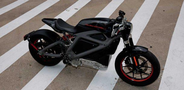 Harley Davidson Electric Bike 2019 photo
