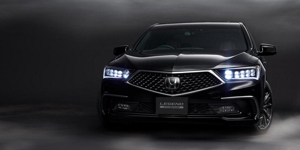 Смотреть Новая Honda Legend 2019: фото, цена и технические характеристики, старт продаж в России видео