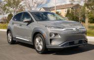 Hyundai Kona Electric 2019 модельного года