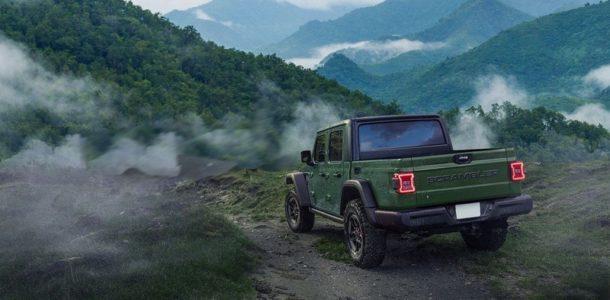 Jeep Wrangler Scrambler 2019 года цена