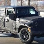 Jeep Wrangler Scrambler характеристики