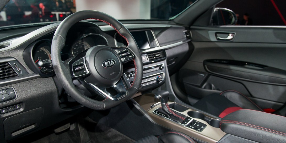 68885c1d5980 Новая Kia Optima 2019: фото, цена и комплектации, старт продаж в России