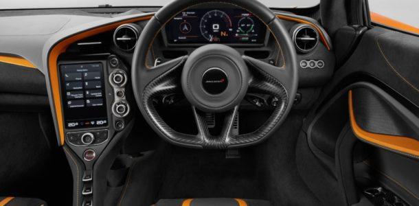 модели McLaren 2019 характеристики
