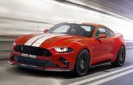 Новый Mustang Shelby GT500 2019 модельного года