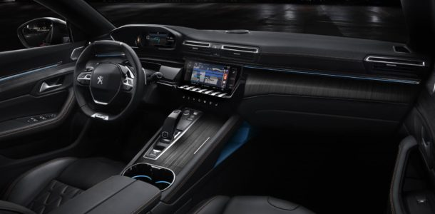 peugeot 508 Specifications