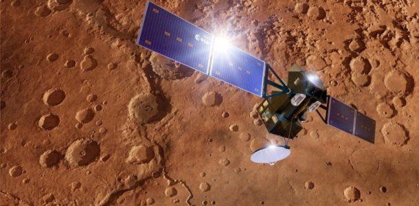 путин анонсировал полет на марс 2019