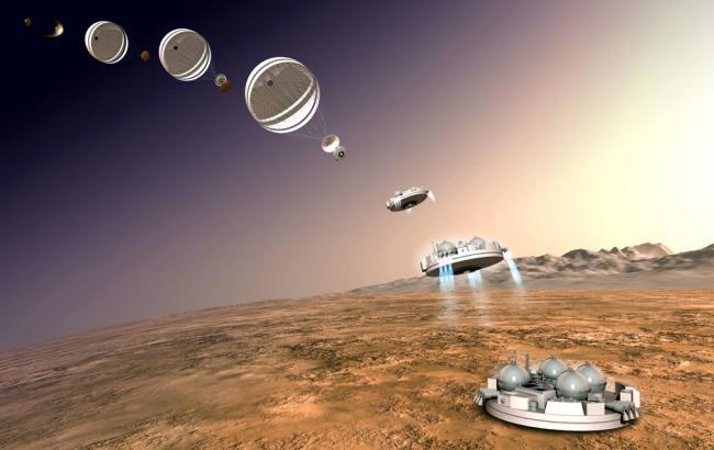 путин обещает полет на марс
