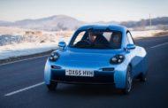 Новый водородный автомобиль Riversimple Rasa2019 года