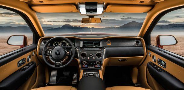 Новый Rolls-Royce Cullinan 2019: фото, цена и характеристики внедорожника