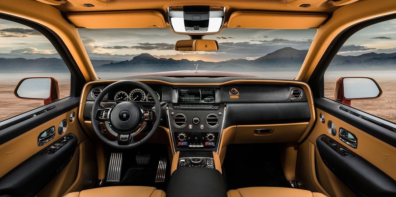 Дисскусии по теме: Внедорожник Rolls-Royce Cullinan 2019 года