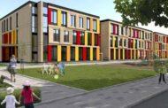 Строительство школы-трансформера в Куркино в 2019 году