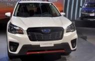 Новое поколение Subaru Forester 2019 года