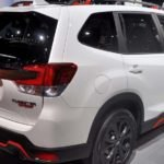 subaru forester cross sport 2019