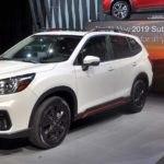 Subaru Forester характеристики