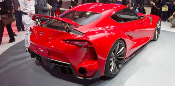New Toyota Supra 2019: price, photo and specifications