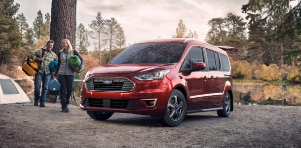 ford transit connect Price